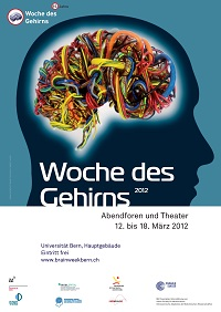 """Programm """"Woche des Gehirns 2012"""""""
