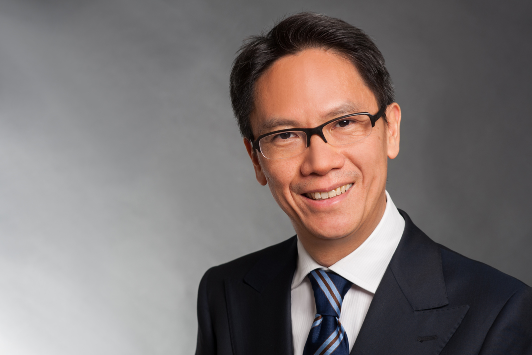 Prof. Dr. med. Andrew Chan